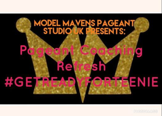 Pageant coaching refresh