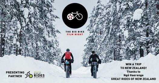 The Big Bike Film Night 2021- Fremantle, 18 October | Event in Kwinana Beach | AllEvents.in