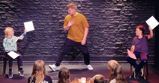 Comedyklubben Junior - Komik for hele familien | Event in Copenhagen | AllEvents.in