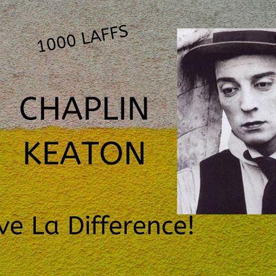 Toronto Silent Film Festival ChaplinKeaton-Vive la Difference