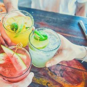 Margarita Madness Bar Crawl
