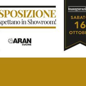 Inaugurazione Nuovo Showroom ARAN