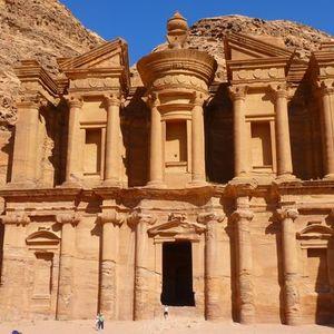 A Virtual Guided Tour of Petra and Amman Jordan