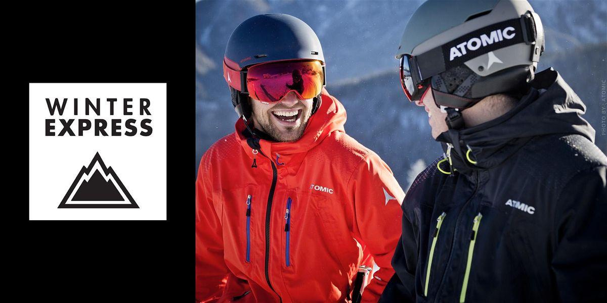 Paragon Sports Winter Express Ski Trip -Hunter Mountain Saturday 3142020