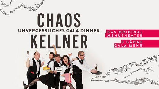 Chaos Kellner Show im Cubus