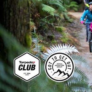 Torpedo7 Free Beginner Bike Ride Redwoods w GTGO
