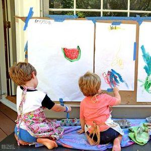 Drawing & Painting Classes for Kids with Liliya