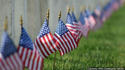 Honor Guard, Flags And Presence Only at Riverview Cemetery Green