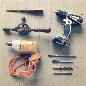 Tools 101 Drills  Sander  Planer Workshop (In-Person)