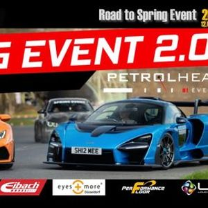 Road to Spring Event 2.0 Airport Enschede