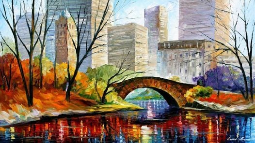 Paint In Central Park (Last One Of The Year!) | Event in Park | AllEvents.in