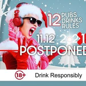 The 12 Pubs of Xmas - Jozi 21