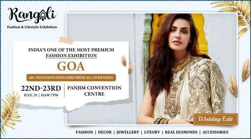 Rangoli Fashion & Lifestyle Exhibition - GOA, 29 December   Event in Goa   AllEvents.in