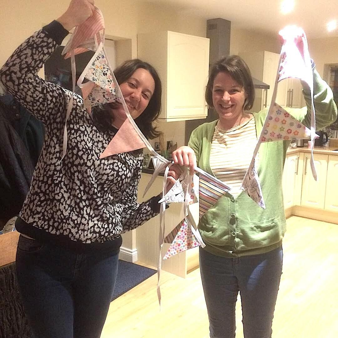 Bunting Workshop, Simple Machine Sewing Lesson, 18 August   Event in Brackley   AllEvents.in