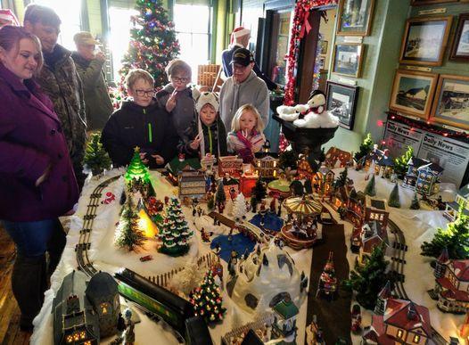 Rhinelander Railroad Museum Christmas Open House, 4 December | Event in Rhinelander | AllEvents.in