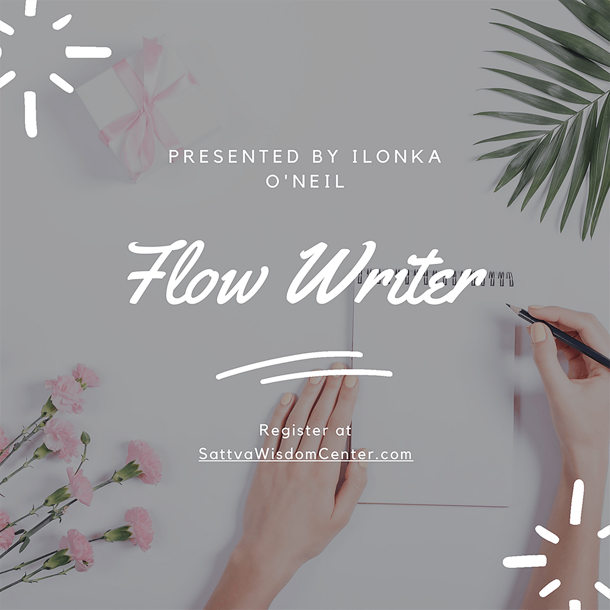 Flow Writer Drop In – Express Yourself Through Movement and Writing! | Online Event | AllEvents.in
