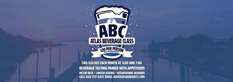 ABC Beverage Tastings: February 2020 at The Pensacola Fish