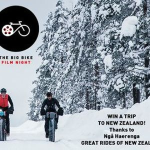 The Big Bike Film Night 2021- Fremantle
