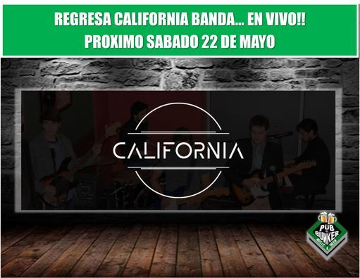 California Banda En Vivo!, 22 May | Event in Ensenada | AllEvents.in