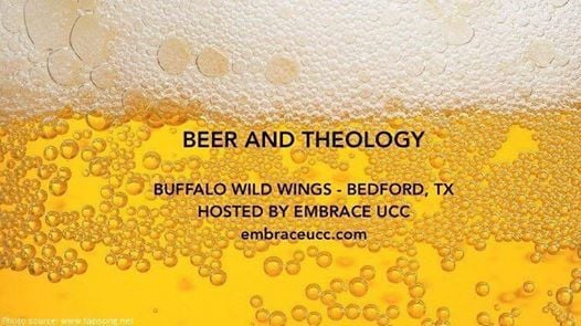 Beer and Theology