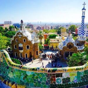 A Virtual Tour of Gaudis Barcelona