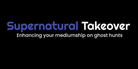 Enhancing your mediumship on ghost hunts, 9 May   Event in Fareham   AllEvents.in