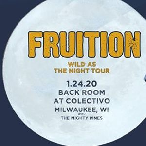 Fruition at The Back Room at Colectivo