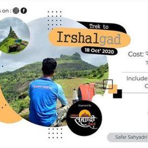 Trek To Irshalgad -18 Oct 2020