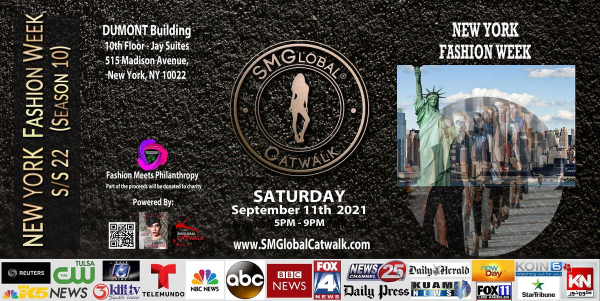 NEW YORK FASHION WEEK FW 21 - February 2021