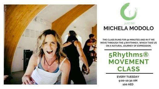 5 Rhythms Class | Event in Dubai | AllEvents.in
