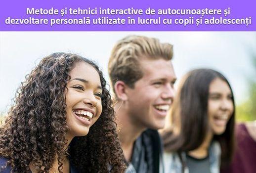 Metode și tehnici interactive în lucrul cu copii și adolescenți, 11 December | Event in Bucharest | AllEvents.in