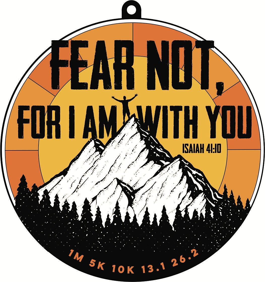 2021 Fear Not  1M 5K 10K 13.1 26.2-Participate from Home. Save $5 | Event in Birmingham | AllEvents.in