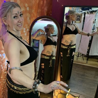 Sparkle bellydance Feb 2021 Workshop