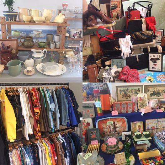Burley In Wharfedale Vintage Fair Sunday 18th August
