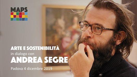 Incontro con Andrea Segre  MAPS Arte e Sostenibilit