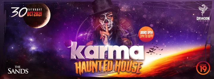 HAUNTED HOUSE - Halloween Party u19, 30 October   Event in Sandton   AllEvents.in