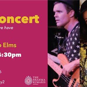 The Gratitude Concert  Sam McNally Group & Jo Elms