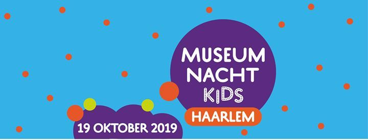 Museumnacht Kids Haarlem 2019  Teylers Museum