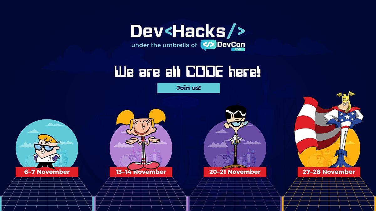 DevHacks 2020   Online Event   AllEvents.in
