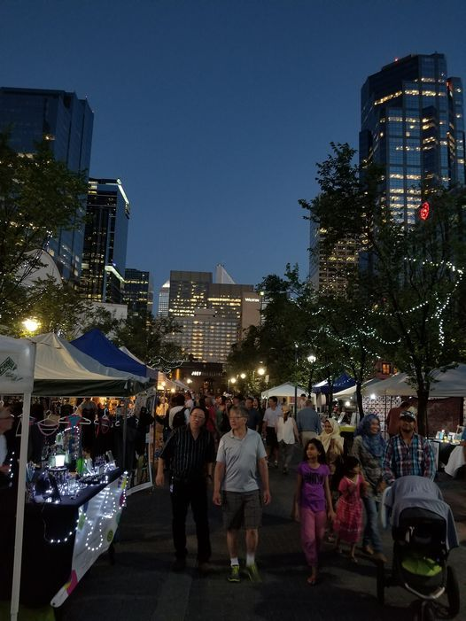 Calgary Night Market, 29 May | Event in Calgary | AllEvents.in