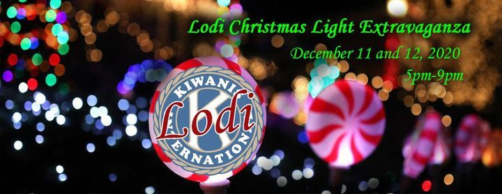 Lodi Christmas Parade 2020 Lodi Christmas Light Extravaganza, Lodi Parade of Lights, 11 December