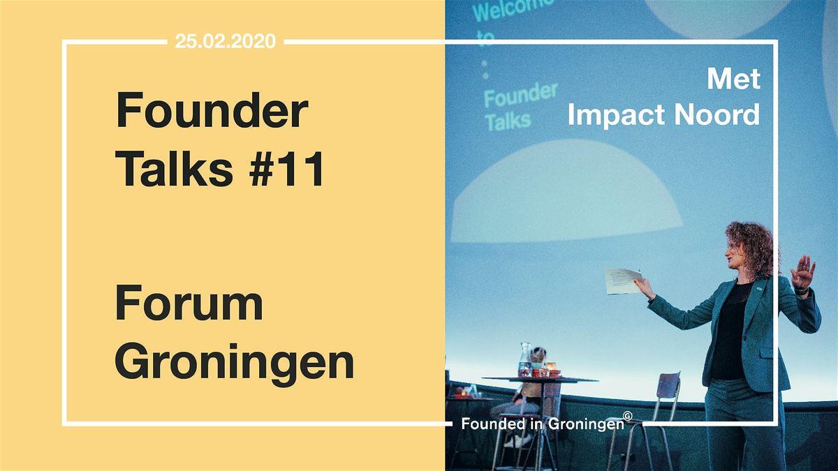 Founder Talks 11