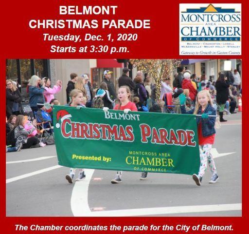 Belmont Nc Christmas Parade 2020 City of Belmont Christmas Parade, N Main St, Belmont, NC 28012