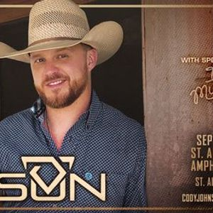 Cody Johnson (New Date)