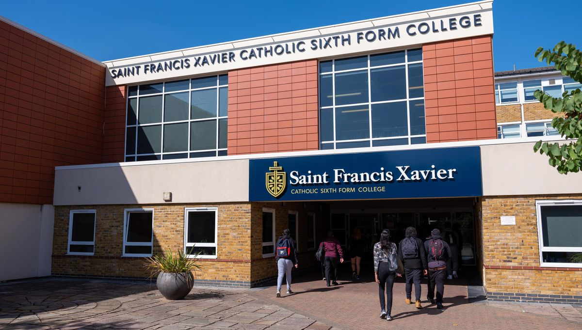 St. Francis Xavier Sixth Form College Open Events for Entry September 2021, 1 September | Event in Wimbledon
