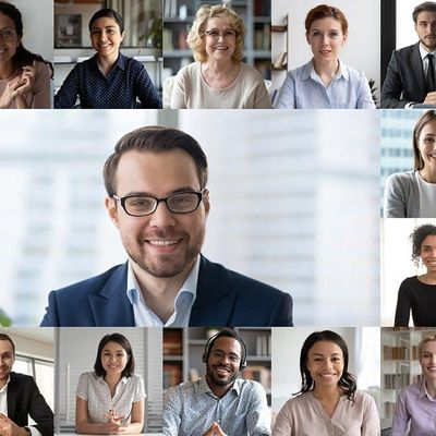 Virtual Speed Networking  Baltimore Business Professionals