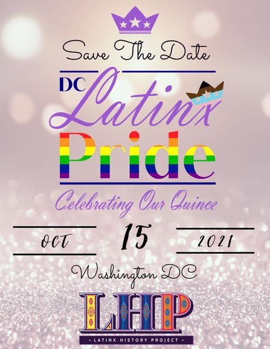 15th DC Latinx Pride Official Dance Party, 15 October | Event in Washington | AllEvents.in