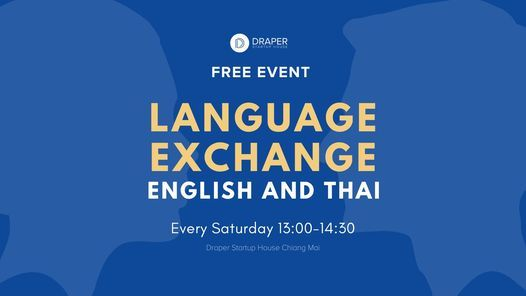 Weekly Language Exchange | Event in Chiang Mai | AllEvents.in