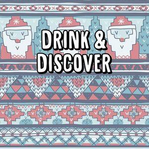 Drink & Discover Santas Workshop