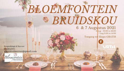 Bloemfontein Bruidskou, 6 August   Event in Welkom   AllEvents.in